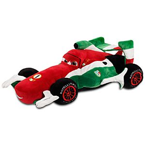 Cars 2 Francesco Bernoulli Plush -- 16
