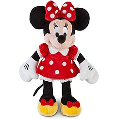 Minnie Mouse Plush - Red Dress - 12''
