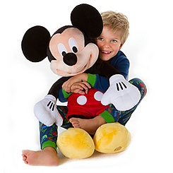Mickey Mouse Plush - Large 25''
