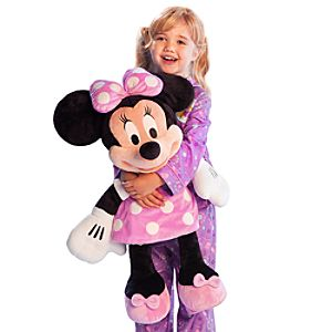 Large Minnie Mouse Plush -- 27 H