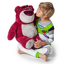 Lots-O'-Huggin' Bear Plush - Toy Story 3 - 18''