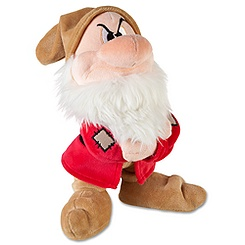 Snow White and the Seven Dwarfs: Grumpy Plush -- 11'' H