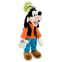 Goofy Plush Toy - 20'' H
