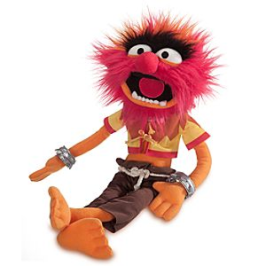 Animal Plush - The Muppets - Medium - 17''