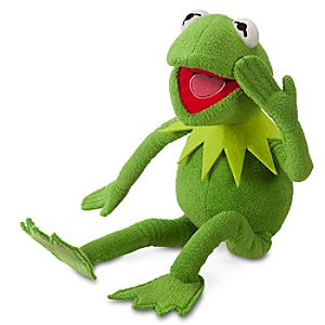 Kermit Plush - The Muppets - Medium - 16''