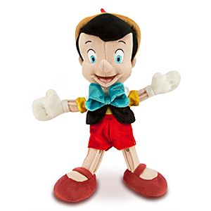 Pinocchio Plush - Small - 12''