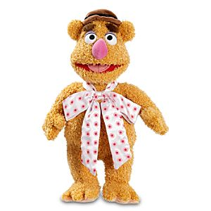 Muppets Fozzie Plush Toy -- 15