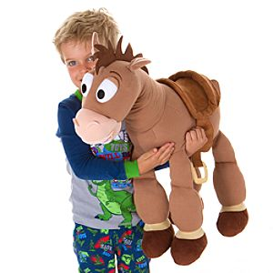 Large Toy Story Bullseye Plush -- 23 H
