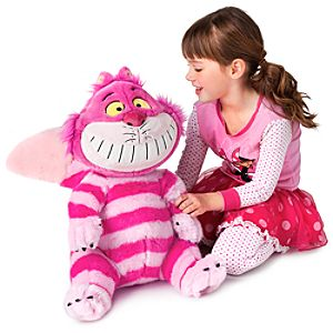 Large Cheshire Cat Plush -- 20 H