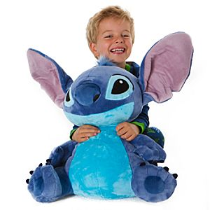 Large Stitch Plush Toy -- 18 H