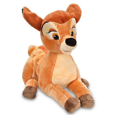 Disney Bambi Deer Plush Soft Doll Stuffed Animal Toy NEW ...