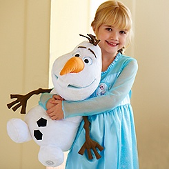 Olaf Plush - Frozen - Large - 18''
