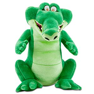 Tick-Tock the Crocodile Plush - Peter Pan - 12''