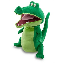 Tick Tock the Crocodile Plush - Peter Pan - 23''