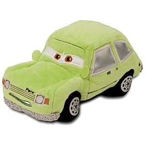 Cars 2 Acer Plush -- 8