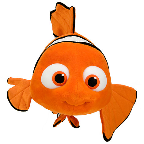 Nemo Plush - Finding Nemo - Medium - 16''