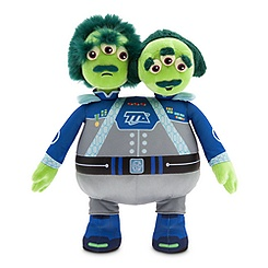Watson & Crick Plush - Miles from Tomorrowland - Medium - 14''