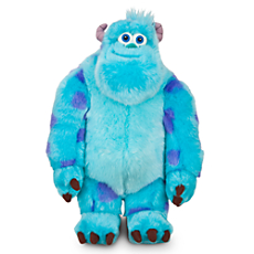Sulley Plush - Monsters University - Medium - 15''