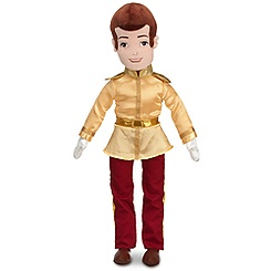 Prince Charming Plush Doll - Cinderella - 21''