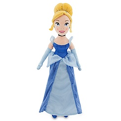 Cinderella Plush Doll - 21''