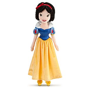 Snow White Plush Doll - 21''