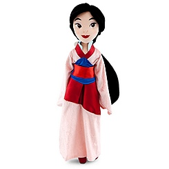 Mulan Plush Doll - 20''
