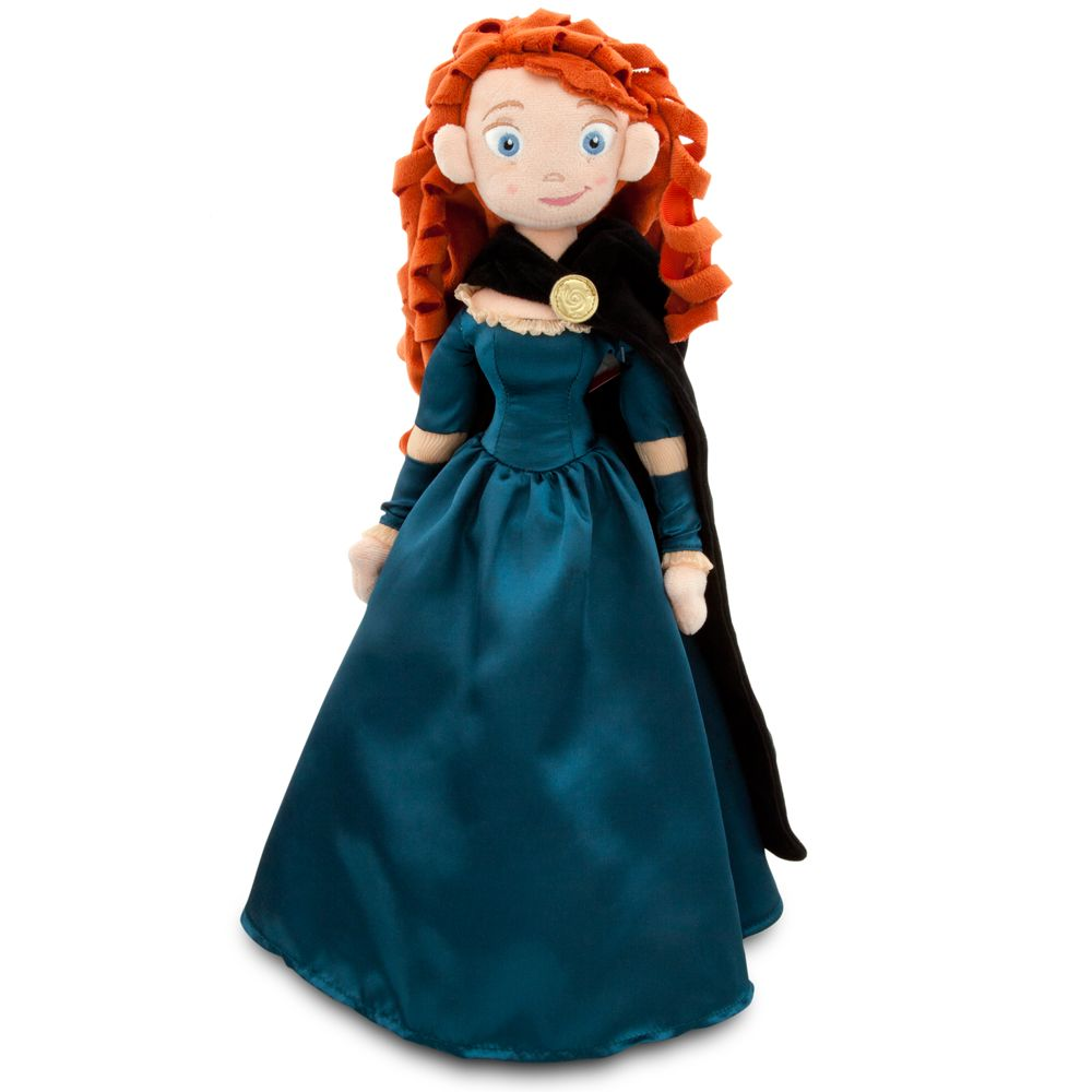Soft Merida Plush Doll -- 20'' H