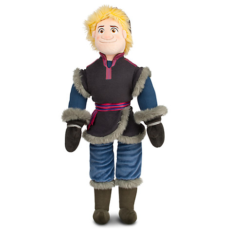 Kristoff Plush Doll - Frozen - Medium - 21''
