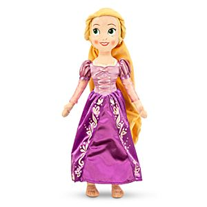 Rapunzel Plush Doll - Tangled - Medium - 21''