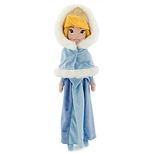Aurora Plush Doll - Sleeping Beauty - Holiday - Medium - 21''