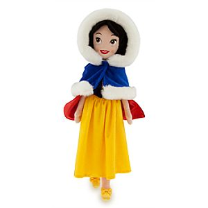Snow White Plush Doll - Holiday - Medium - 21''