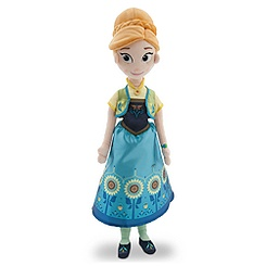 Anna Plush Doll - Frozen Fever - Medium - 20''