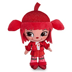Jubileena Scented Mini Bean Bag Plush - Wreck-It Ralph