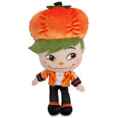 Gloyd Orangeboar Scented Mini Bean Bag Plush - Wreck-It Ralph