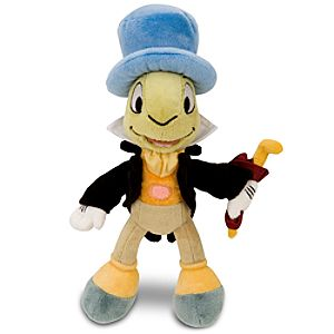 Jiminy Cricket Mini Bean Bag Plush Toy