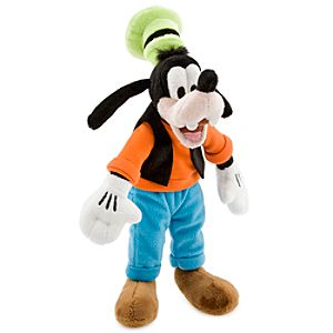 Goofy Plush - Mini Bean Bag - 10''