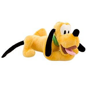 Pluto Plush - Mini Bean Bag - 9''