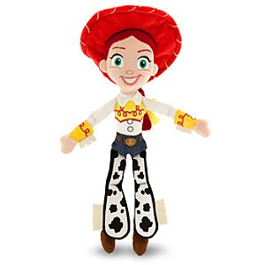 Jessie Plush - Mini Bean Bag - 11'' - Toy Story