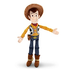 Woody Plush - Mini Bean Bag - 12''
