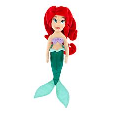 Ariel Plush Doll - Mini Bean Bag - 12''