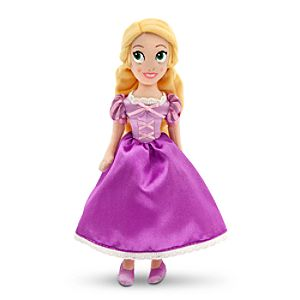 Rapunzel Plush Doll - Mini Bean Bag - 12''