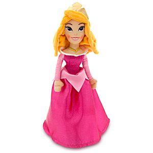Aurora Plush Doll - Mini Bean Bag - 12'' - Sleeping Beauty