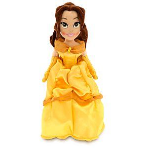 Belle Plush Doll - Mini Bean Bag - 12''
