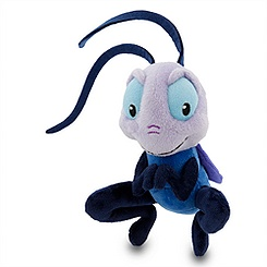 Cri-Kee Mini Bean Bag Plush - Mulan - 7''