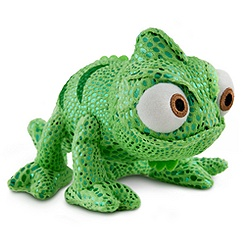 Pascal Mini Bean Bag Plush - Tangled - 8''