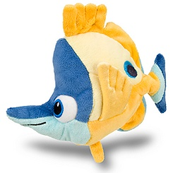 Tad Plush - Finding Nemo - Mini Bean Bag 7''