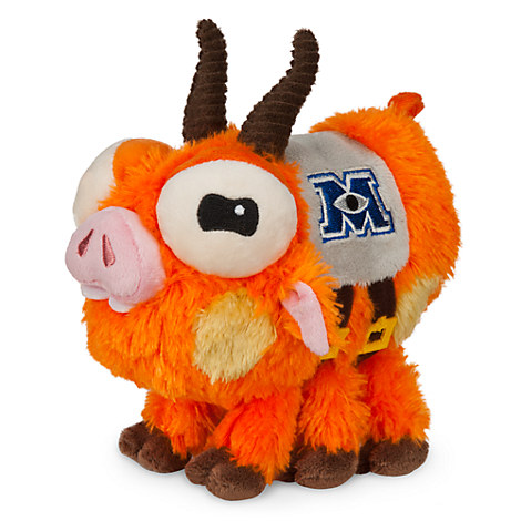 Archie the Scare Pig Plush - Monsters University - 7''