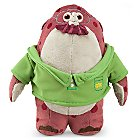 Don Carlton Mini Bean Bag Plush - Monsters University - 7 1/2''