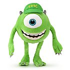 Mike Wazowski Mini Bean Bag Plush - Monsters University - 9''