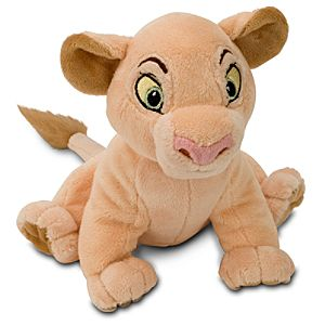 Nala Plush - The Lion King - Mini Bean Bag 6 1/2''